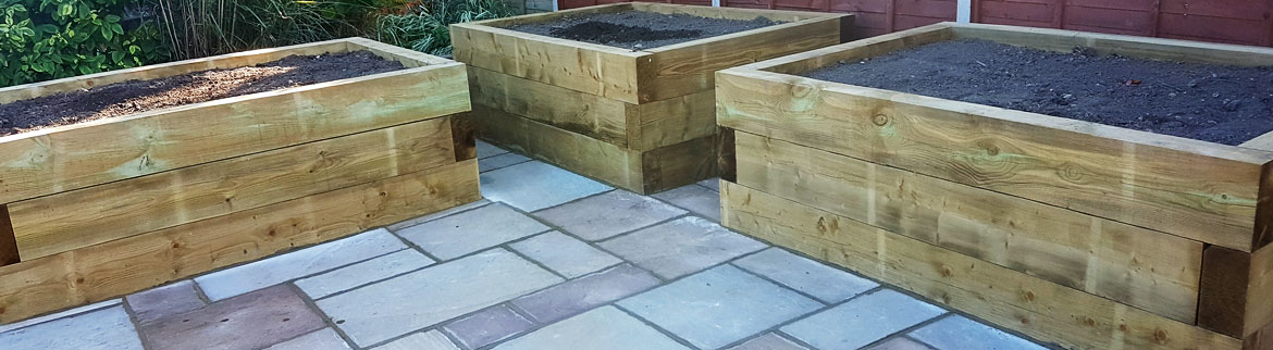 Patios and Landscaping